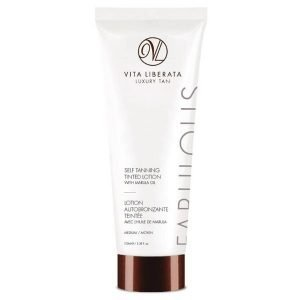 vita liberata self tanning tinted lotion