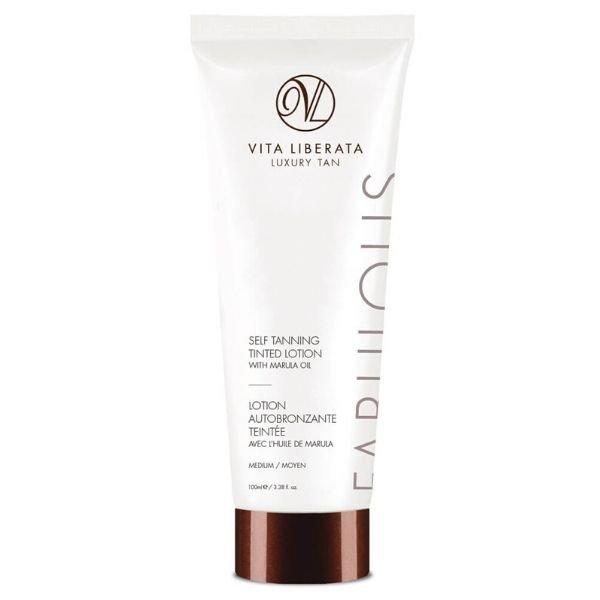 vita liberata self tanning tinted lotion