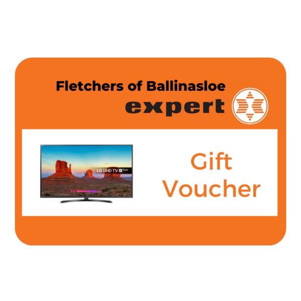 Fletchers of Ballinasloe Gift Voucher
