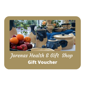 Jorenas Health & Gift Shop Gift Voucher