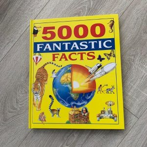 5000 Fantastic Facts