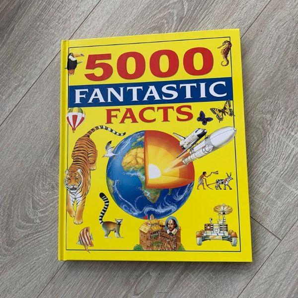 5000 Fantastic Facts