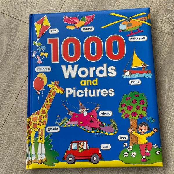 1000 Words & Pictures