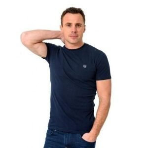 XV Kings Short Sleeve T-Shirt - Deep Sea