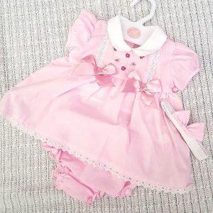 Baby Girl Dress Set