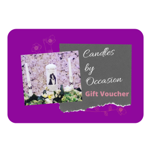 Candles by Occasion Gift Voucher