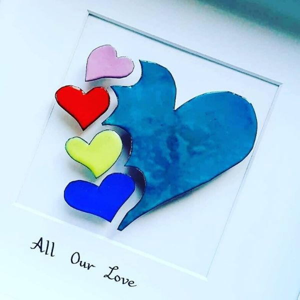 All Our Love Artwork