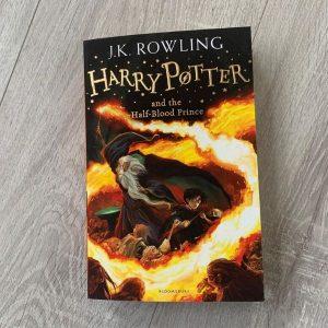 Harry Potter & The Half Blood Prince