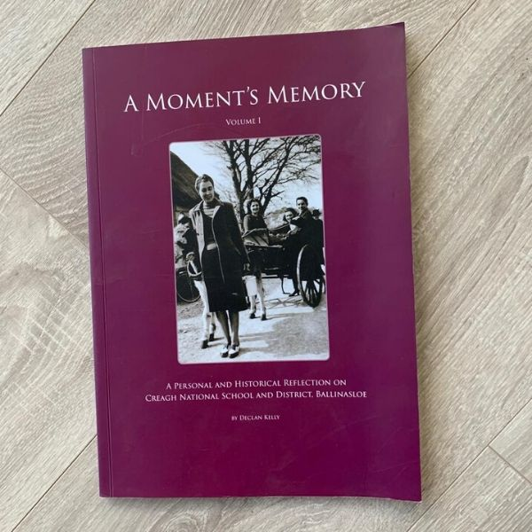 A Moments Memory