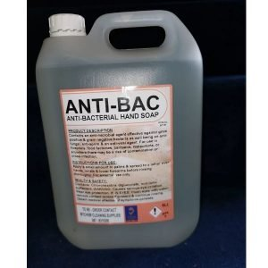 Anti-Bac Hand Soap