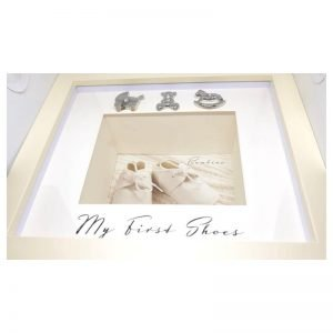 Baby First Shoes Frame