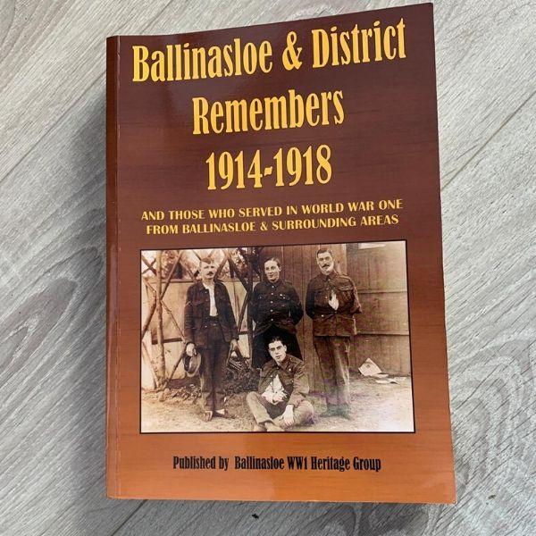 Ballinasloe & District Remembers 1914 - 1918