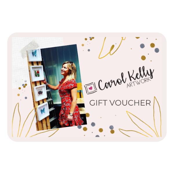 Carol Kelly Artwork Gift Voucher