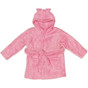 Childs Dressing Gown - Pink