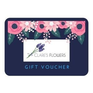 Clares Flowers Gift Voucher
