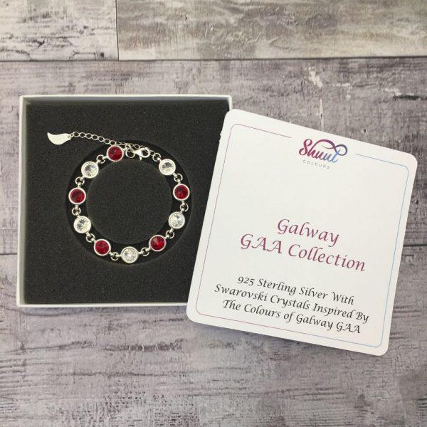 Galway GAA Bracelet
