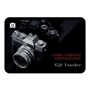 Gerry Stronge Photography Gift Voucher