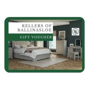 Kellers of Ballinasloe Gift Voucher