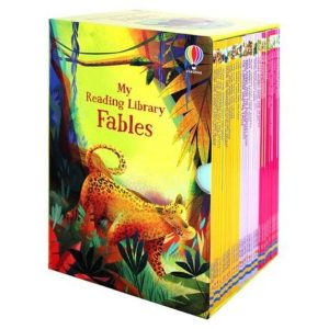 Kids Fables - Reading Books