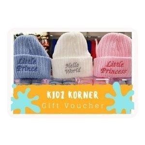 Kidz Korner Gift Voucher