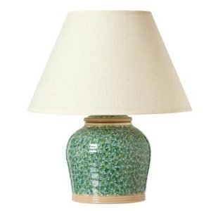 Lawn Green 5 inch Lamp Base
