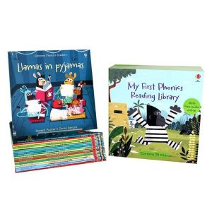 My First Phonics Library Books