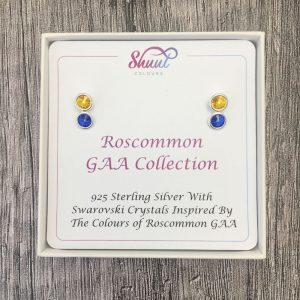 Roscommon GAA Earrings