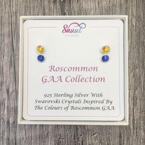 Roscommon GAA Earrings