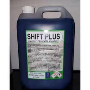 Shift Plus - Degreaser & Santizer