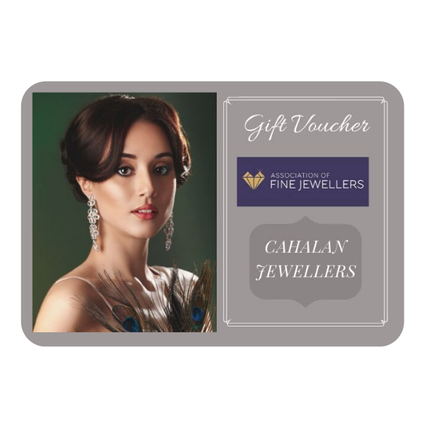Cahalan Jewellers Ballinasloe Gift Voucher