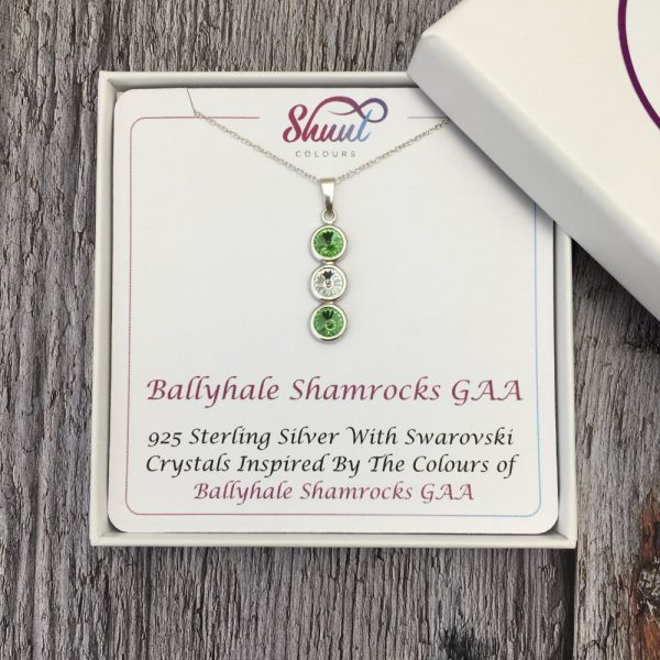 Ballyhale Shamrocks GAA Pendant