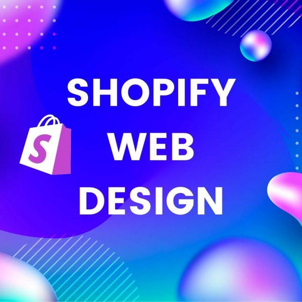 Kickstart Shopify Web Design Packages