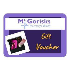 McGorisks Pharmacy Gift Voucher