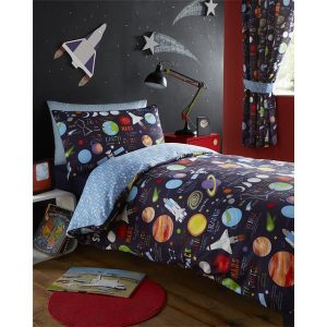Planets Duvet Set