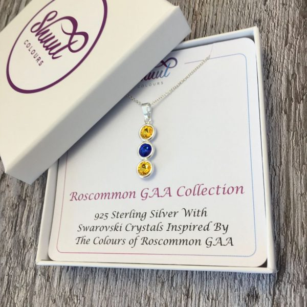 Roscommon GAA Jewellery