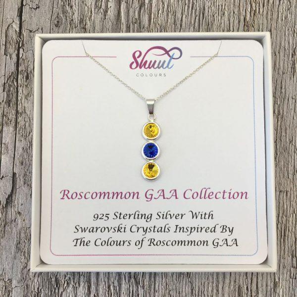 Roscommon GAA Pendant
