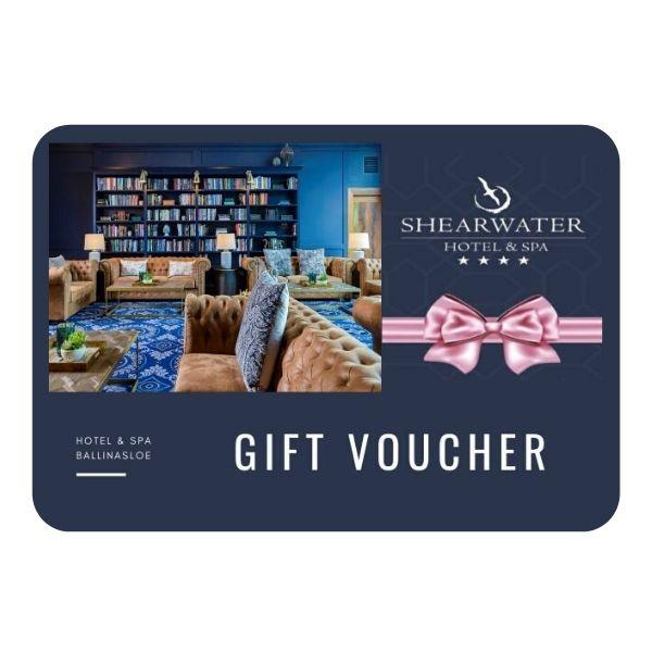 Shearwater Hotel Gift Voucher