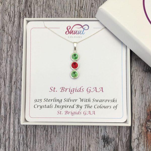 St Bridgids GAA Club Jewellery