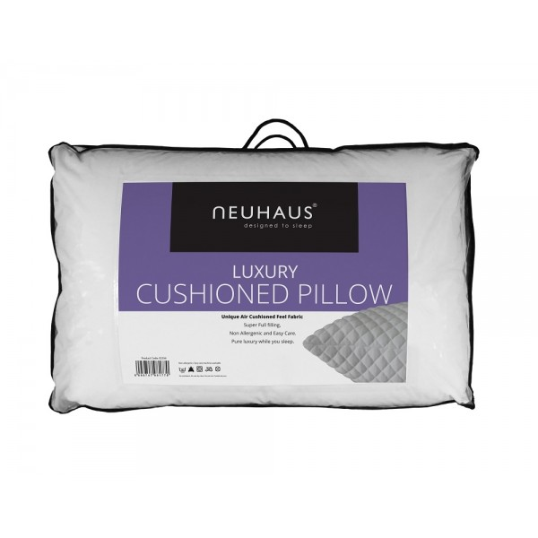 Newhaus Luxury Cushioned Pillow