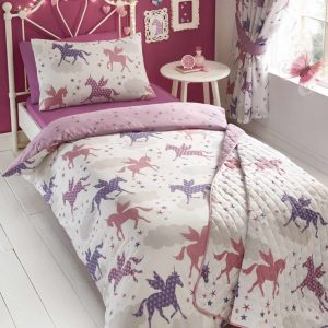 Divine Unicorns Duvet Set