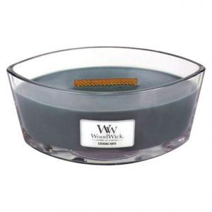 Woodwick Evening Onyx Ellipse Jar