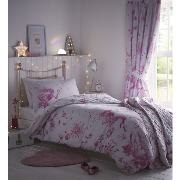 Fairy Princess Duvet Set