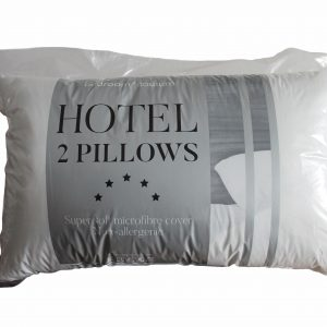 Hotel Quality Twin Pack Pillow
