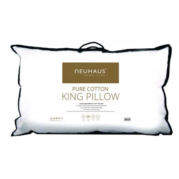 Neuhaus King Pillow