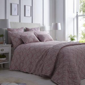 Mikado Pink Duvet Set