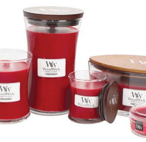 Woodwick Candles Pomegranate