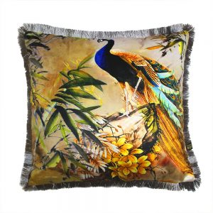 Shiva Blue Cushion