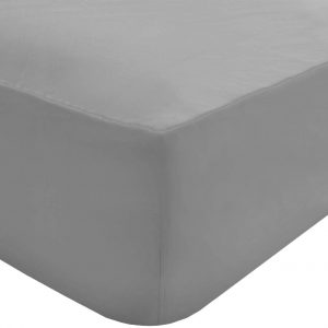 Extra Deep Fitted Sheet Grey