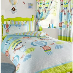 Up In The Air Duvet Set