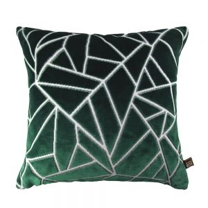 Veda Green Cushion